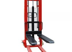 Ručni visoko podizni hidraulični viličar max.1000kg